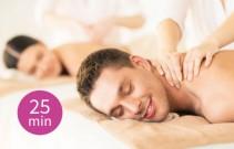 Massage för två, 25 min